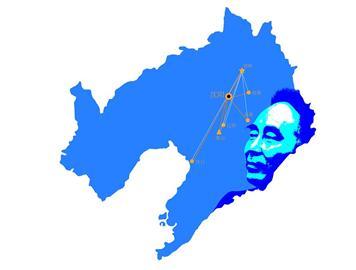 涉及辽宁中部包括铁岭,鞍山,本溪,抚顺,辽阳,营口六个城市的相关工业