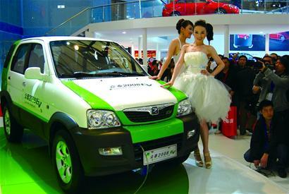 而众泰电动车项目,也集中反映目前各界对电动车的